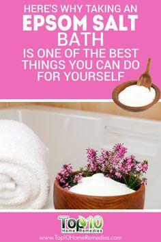 1000 ideas about epsom salt benefits on pinterest benefits of epsom salt remedies and. Black Bedroom Furniture Sets. Home Design Ideas