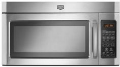 Maytag MMV4203WS 2 Cu. Ft. Stainless Steel Over-the-Range Microwave *** This is an Amazon Affiliate link. To view further for this item, visit the image link.