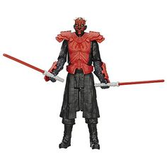 Star Wars Hero Series Darth Maul Figure ** See this great product.Note:It is affiliate link to Amazon.