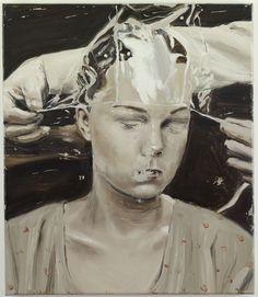 The Preservation (2001), Michaël Borremans.