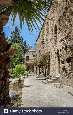 Kyrenia Castle on the coast of Northern Cyprus. Stock Photo
