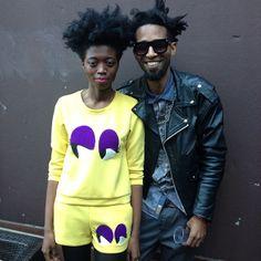 Yaa & Kwesi Abbensetts