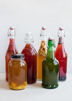 How to: make continuous brew kombucha (+ 6 flavor ideas