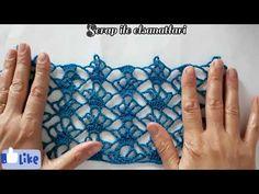 Pillowcase Bag, Crochet Stitches, Crochet Patterns, Crochet Bedspread, Crochet Bikini Top, Crochet Videos, Baby Knitting, Arm Warmers, Free Crochet
