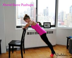 Extend Your Body with Xtend Barre - My Own Balance