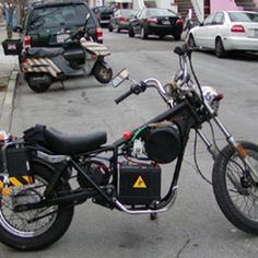 Easy DIY Electric Motorcycle Conversion