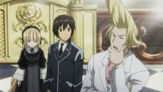 """Grevil's babbling on, but the only thing going through Kujo's mind is """"hairhairhairhairhairhairhair"""""""