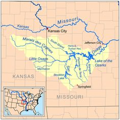 Ozark Plateau Map Google Search Ozark Genealogy Pinterest