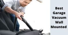 It is not always easy to choose the right garage vacuum as there are many brands making these units, and each claim theirs is the best. Garage Vacuums, Best Vacuum, Smart Home, Wall Mount, Home Appliances, The Unit, Easy, Smart House, House Appliances