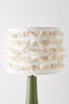 Shabby Chic Lamps, Shabby Chic Kitchen, Unique Lamps, Unique Lighting, Decorative Lighting, Chandelier Lamp, Chandeliers, Contemporary Interior, Light Decorations