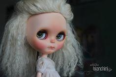 https://flic.kr/p/WJeoA3 | Customização Blythe Daenerys ~ Game of Thrones | Neo Blythe Takara, modelo Simply Love Me (SLM) ~ Lançamento: Novembro/2012 ~ Doll enviada  por Claudia Manso, colecionadora de Florianópolis – SC para que eu pudesse realizar o trabalho de custom!