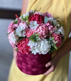 Flower Boxes, Flower Arrangements, Bouquet, Presents, Plants, Gifts, Business Ideas, Handmade Soaps, Beauty