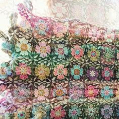 Blanket in Bloom