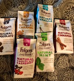 Delicious new flavors from Folgers Simply Gourmet Coffee. I loved them and bet you will too! #ad #Folgers