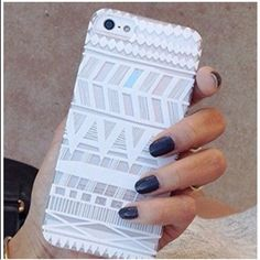 Brand new Tribal print iPhone 6/6s Case! Brand new never used! Accessories Phone Cases