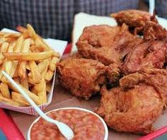 Gus Fried Chicken....need I say more