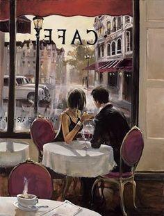 Meet at cafe
