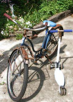 Old Bike Study, RC Ridge