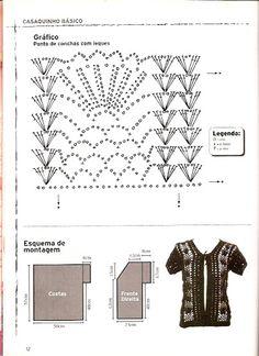 2c - Minuano crochet # 18 - claudia Rabello - Picasa Web Albums