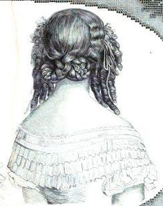 1861. Der Bazar: Illustrirte Damen-Zeitung. Back view of previous.
