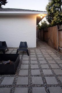 Moms house The Brick House - modern - patio - los angeles - by The Brick House