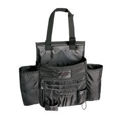 Portable Car Seat Organizer, Black