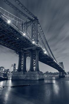 Manhattan Bridge <3