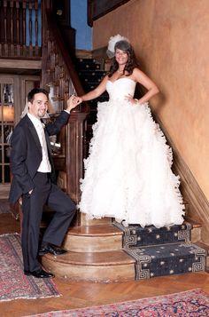 Vanessa Nadal & Lin-Manuel Miranda Wedding 9/5/10