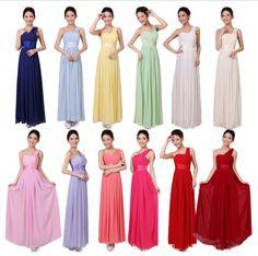 Ballkleid Abendkleid,Hochzeitskleid Brautkleid,Brautjungfer Dress Größe ZP083