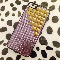 Glamour Girl iPhone 5/5s Case | Lions Pride By Meri