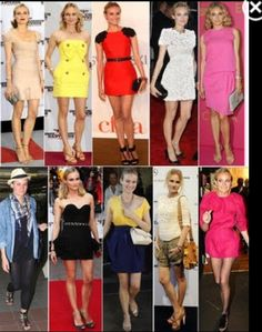 Fashion Icon - style envy!