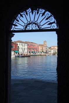 Murano ~ is an island town close to Venice's northern Shore, Italy