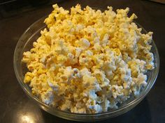 Let the Feasty Begin: Homemade Microwave Popcorn