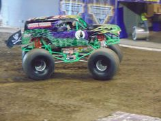Monster Jam 2015 Iowa Wireless Grave Digger Monster Truck Jam, Digger, Iowa