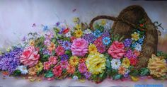 Gallery.ru / Фото #6 - Моя вышивка лентами - Sonechka59