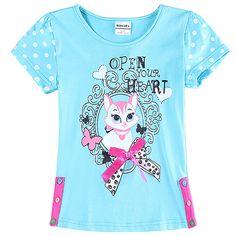 $9.67 (Buy here: https://alitems.com/g/1e8d114494ebda23ff8b16525dc3e8/?i=5&ulp=https%3A%2F%2Fwww.aliexpress.com%2Fitem%2F2015-new-style-girls-t-shirt-children-clothes-printed-cartoon-casual-nova-kids-clothing-short-sleeve%2F32703921615.html ) 2015 new style girls t shirt children clothes printed cartoon casual nova kids clothing short sleeve t shirts for girls K6089Y for just $9.67