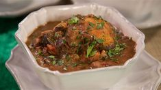 Make this flavorful Guinness beef stew with herb potato dumplings for St. Patrick's Day