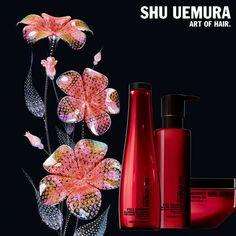 Bei flexohair.eu gibt es das gesamte Sortiment der Luxus-Marke Shu Uemura!