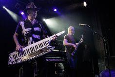 Manfred Mann's Earth Band Train, Aarhus,Denmark 6. april 2014