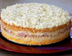 Appetizer Recipes, Salad Recipes, Salad Dishes, Appetisers, Tortellini, Food Hacks, Vanilla Cake, Cheesecake, Good Food