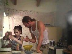 RAW FOOD RECIPES FOR KIDS - CHERRY PIE .