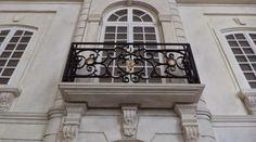 Maison française 1/12: le balcon