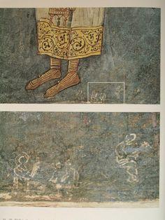 85 Byzantine, Fresco, Conservation, Vintage World Maps, Fine Art, Painting, Image, Scriptures, Fresh
