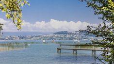 Strandbad in Faoug Lausanne, Water, Outdoor, Roman Theatre, Public Bathing, Romanesque, Ruins, Restore, Freiburg