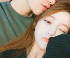 Ulzzang Couple, Ulzzang Girl, Cute Korean, Korean Girl, Yoona, Best Friend Couples, Couple Goals Cuddling, Girl Couple, Korean Couple