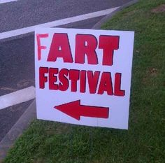 Sums up my feelings about art festivals lol