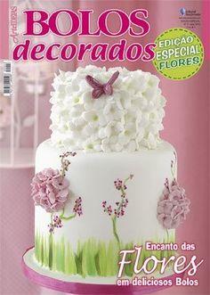 Capa de Revista Bolos Decorados