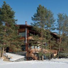 Totan Kuzembaev Architectural Studio   Fan House