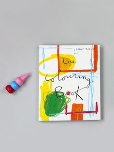 The Colouring Book by Herve Tullet