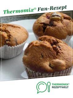 Kirsch-Muffins von Stefanie1406. Ein Thermomix ® Rezept aus der Kategorie Backen süß auf www.rezeptwelt.de, der Thermomix ® Community.